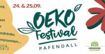 Oekofestival 2021 vom 24.-25. September!