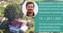 Konferenz und Workshop: Regenerative Landwirtschaft